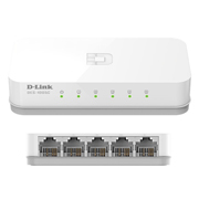 D-Link Switch SOHO Dual Speed com 5 portas 10/100Mbps (RJ45)