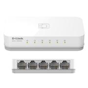 D-Link Switch SOHO Dual Speed com 5 portas 10/100Mbps (RJ45)