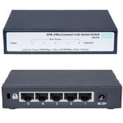 HPE Switch 1420-5G com 5 portas 10/100/1000 BASE-T RJ-45