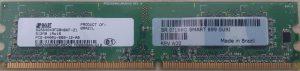 Memória Smart PC2 512MB